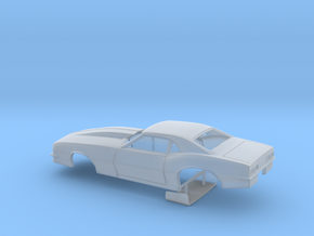 1/43 Pro Mod 68 Camaro in Frosted Ultra Detail
