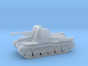 Ho Ni tank (Japan) 1/200 in Frosted Ultra Detail