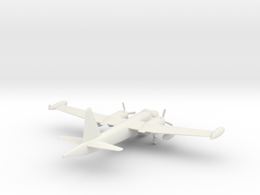 Lockheed Neptune - 1:200scale in White Natural Versatile Plastic