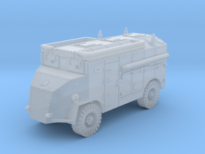 Dorchester AEC 4x4 (British) 1/200 in Smooth Fine Detail Plastic