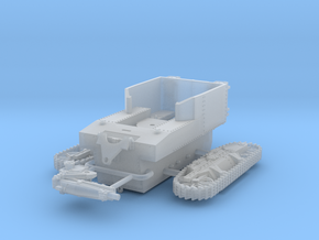 1/144 T1 HMC Howitzer Motor Carriage in Frosted Ultra Detail