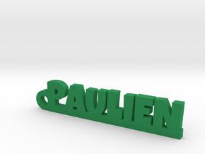 PAULIEN Keychain Lucky in Green Processed Versatile Plastic