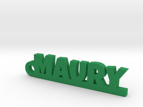 MAURY Keychain Lucky in Green Processed Versatile Plastic