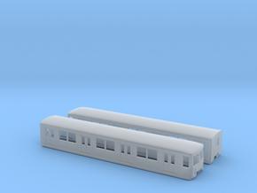 BR 477 Mod TT [2x body] in Smooth Fine Detail Plastic