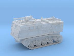 M4 tractor (USA) 1/200 in Smooth Fine Detail Plastic
