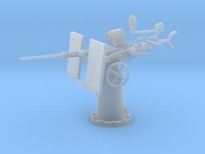 1/48 USN 20mm Oerlikon Mk4 in Smooth Fine Detail Plastic