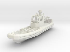 1/144 USN Riverine Patrol Boat (RPB) (Coastal Rive in White Natural Versatile Plastic
