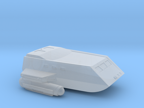 Terran Type 2 Shuttle 1:600 in Smooth Fine Detail Plastic