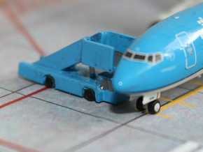 GSE 1:400 Airstairs 3pc in Smooth Fine Detail Plastic