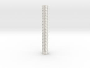 HOea21 - Architectural elements 1 in White Natural Versatile Plastic
