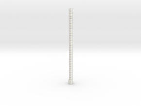 Oea21 - Architectural elements 1 in White Natural Versatile Plastic