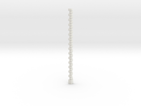 Oea01 - Architectural elements 1 in White Natural Versatile Plastic