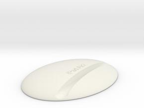 IPad Air2 Ufo in White Natural Versatile Plastic