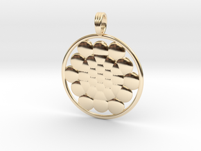 SPHERES OF LIFE in 14K Yellow Gold