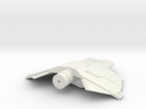 TASM 2 Web Shooter (right) in White Natural Versatile Plastic