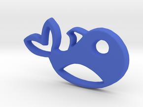 MObby in Blue Processed Versatile Plastic