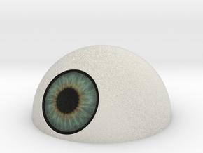 Big Eyes 002 in Full Color Sandstone