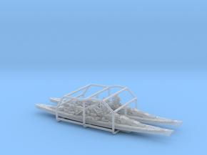 KM BC [Bundle] Scharnhorst + Gneisenau in Smooth Fine Detail Plastic: 1:2400