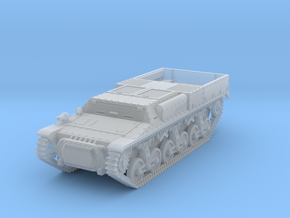 PV176B Lorraine 37L Tractor (1/100) in Smooth Fine Detail Plastic