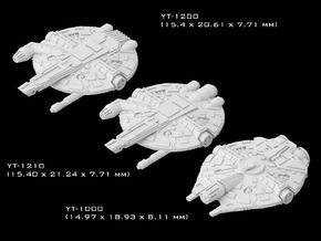 (Armada) Transports Set VIII in Smooth Fine Detail Plastic