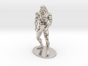 Ookla the Mok Miniature in Platinum: 1:55