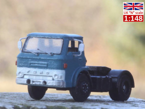 Ford D series tractor truck UK N scale in Smoothest Fine Detail Plastic