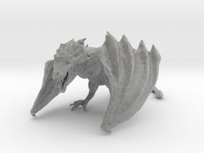 Game Of Thrones Dragon (large) in Metallic Plastic