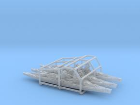 KM CA [Bundle] Deutschland-Lutzow Class in Smooth Fine Detail Plastic: 1:2400