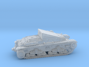 Morserzugmittel 35 tank 1/200 in Smooth Fine Detail Plastic