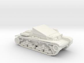 Morserzugmittel 35 tank 1/144 in White Natural Versatile Plastic