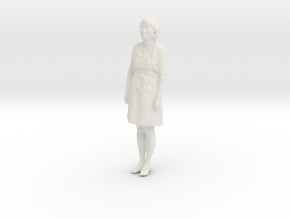 Printle C Femme 238 - 1/43 - wob in White Strong & Flexible