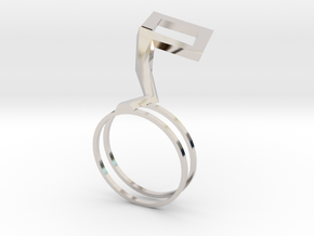 Hana ring in Platinum: 8 / 56.75