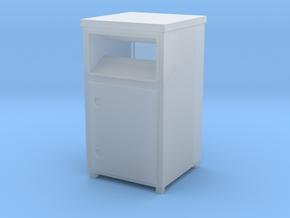 TJ-H01120 - Benne à textile in Smooth Fine Detail Plastic