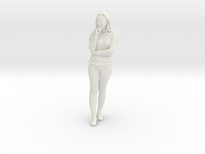 Printle C Femme 253 - 1/32 - wob in White Strong & Flexible