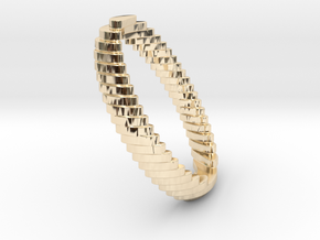 archetype - wedding ring in 14K Yellow Gold: 5 / 49