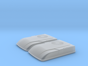 Carrier AirV Air Conditioner (O - 1:48)  2X in Frosted Ultra Detail