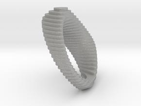 archetype - signature ring in Aluminum: 5 / 49