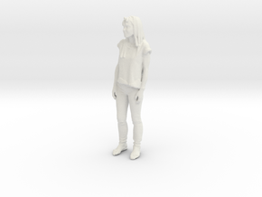 Printle C Femme 279 - 1/43 - wob in White Strong & Flexible