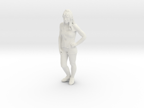 Printle C Femme 284 - 1/43 - wob in White Strong & Flexible