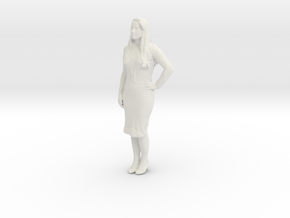 Printle C Femme 288 - 1/43 - wob in White Strong & Flexible