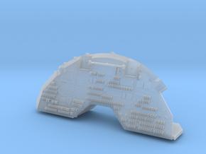 CM main display-cutaway version in Smooth Fine Detail Plastic