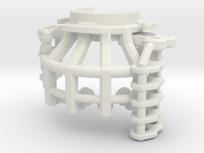 MPP2.0 Sith Master Chassis - Part2 CCinsert1 in White Natural Versatile Plastic