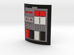 Comm Pad - T1 SML in Full Color Sandstone