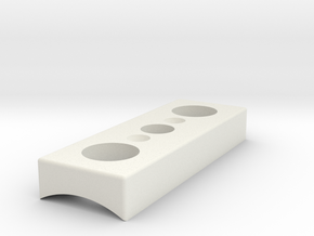 "Activation Box 1.45""  in White Natural Versatile Plastic"