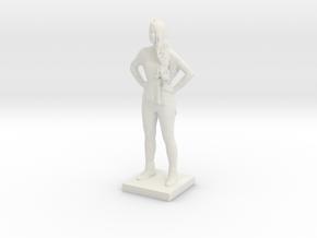 Printle C Femme 139 - 1/20 in White Natural Versatile Plastic