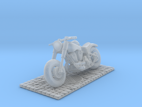 HarleyDavidson     1:87 HO          in Smooth Fine Detail Plastic