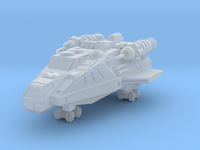 Tramp Freighter in Smooth Fine Detail Plastic