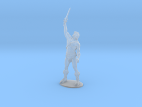 He-Man Miniature in Frosted Ultra Detail: 1:55