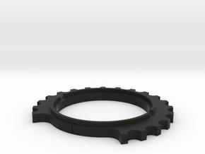 Gs MkII Dial in Black Natural Versatile Plastic