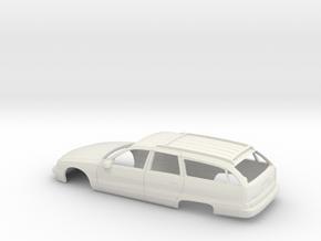 16,5 X 5,5 1996 Chevrolet Caprice Classic Wagon in White Natural Versatile Plastic